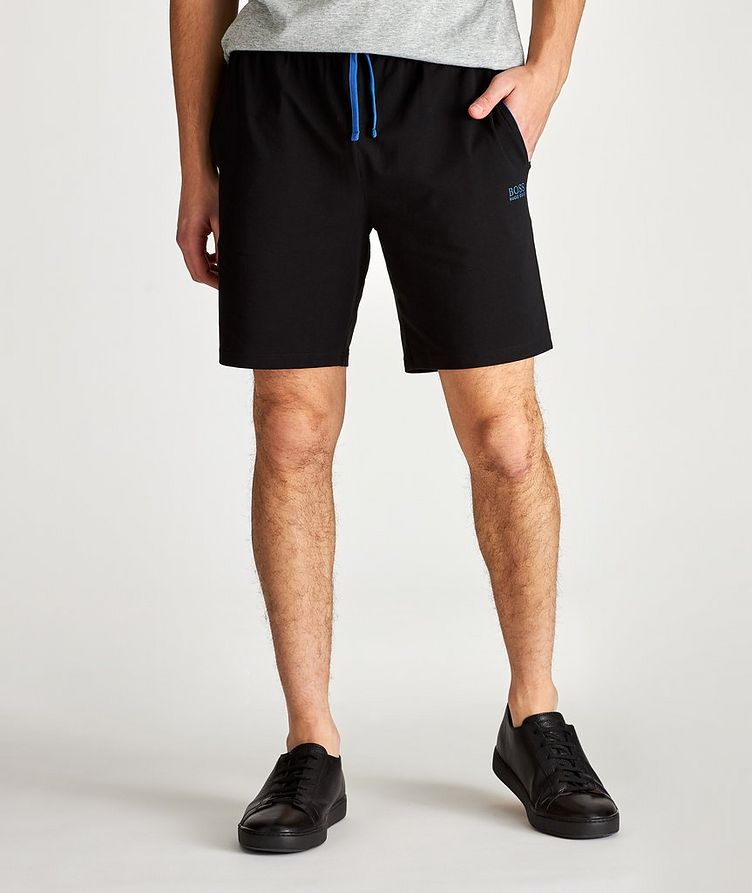 Mix & Match Stretch-Cotton Shorts image 0
