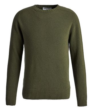 Officine Generale Wool-Cashmere Sweater