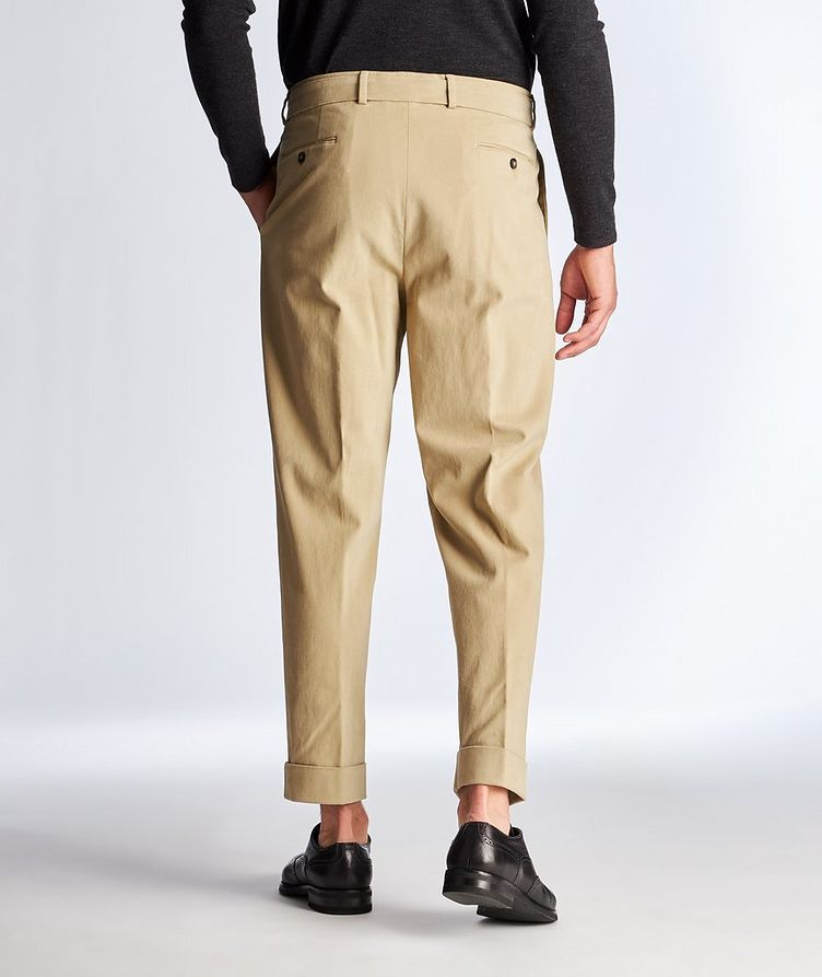 Cotton Trousers image 1
