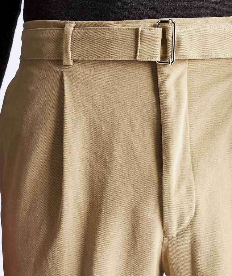 Cotton Trousers image 3