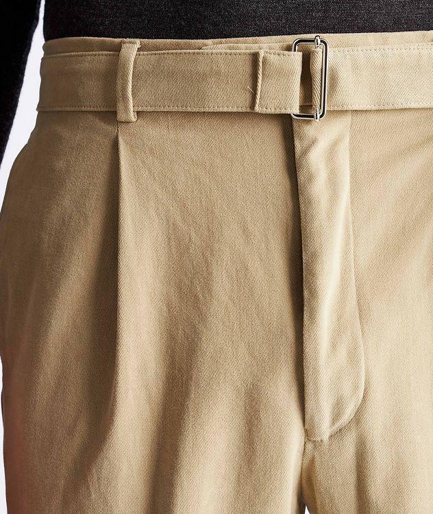 Pantalon en coton picture 4