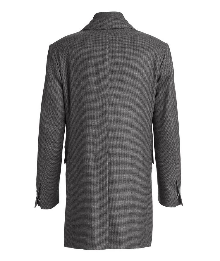 Wool Overcoat image 2