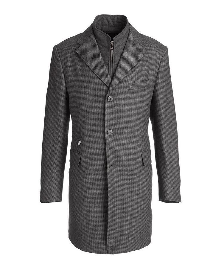 Wool Overcoat image 0