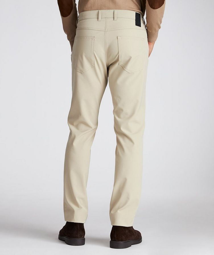 Ceramica Pipe Slim Fit Stretch Pants image 1
