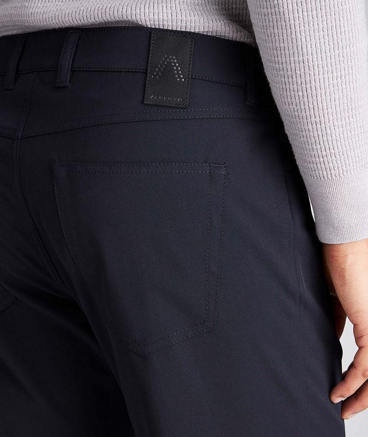 Ceramica Pipe Slim Fit Stretch Pants image 2