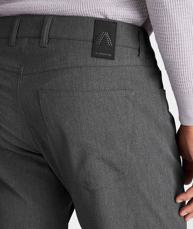 Ceramica Pipe Slim Fit Stretch Pants picture 3