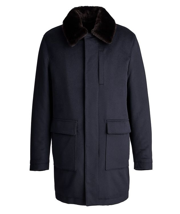 Wool Topcoat  picture 1