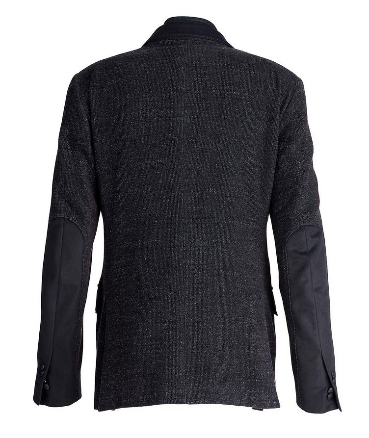 Stretch Wool-Cotton Coat image 1