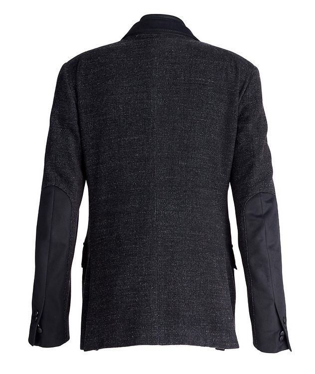 Stretch Wool-Cotton Coat picture 2