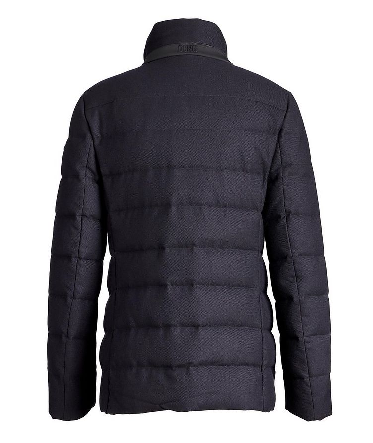 Quilted Double-Breasted Jacket image 1