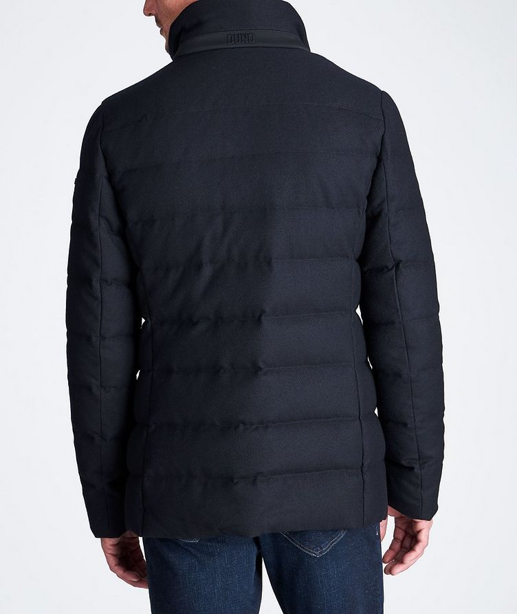 Quilted Double-Breasted Jacket image 5
