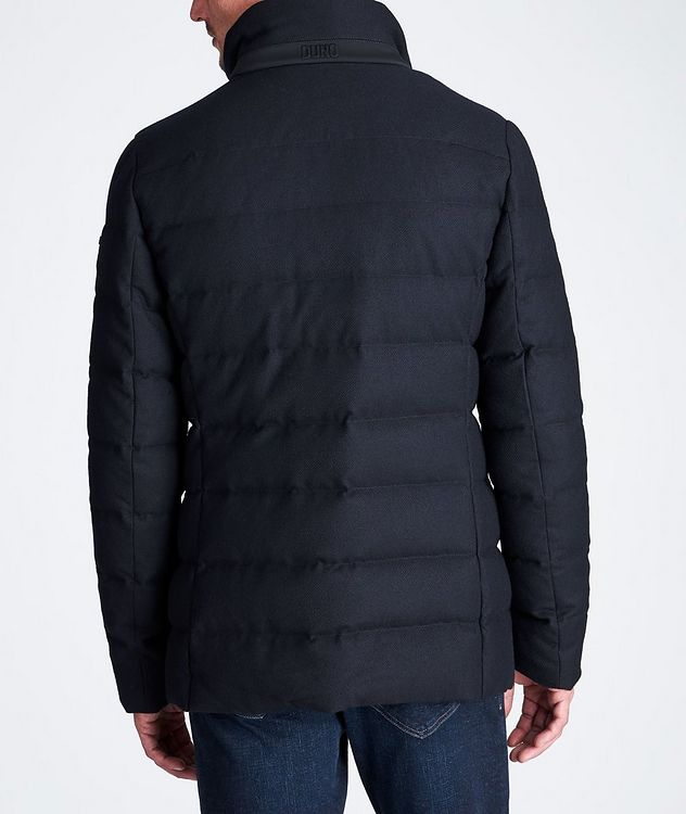 Quilted Double-Breasted Jacket picture 6