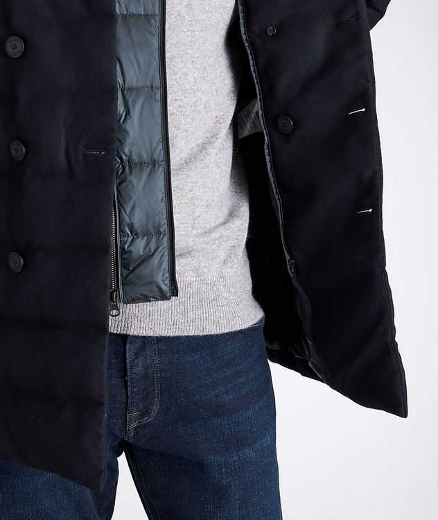 Quilted Double-Breasted Jacket picture 8
