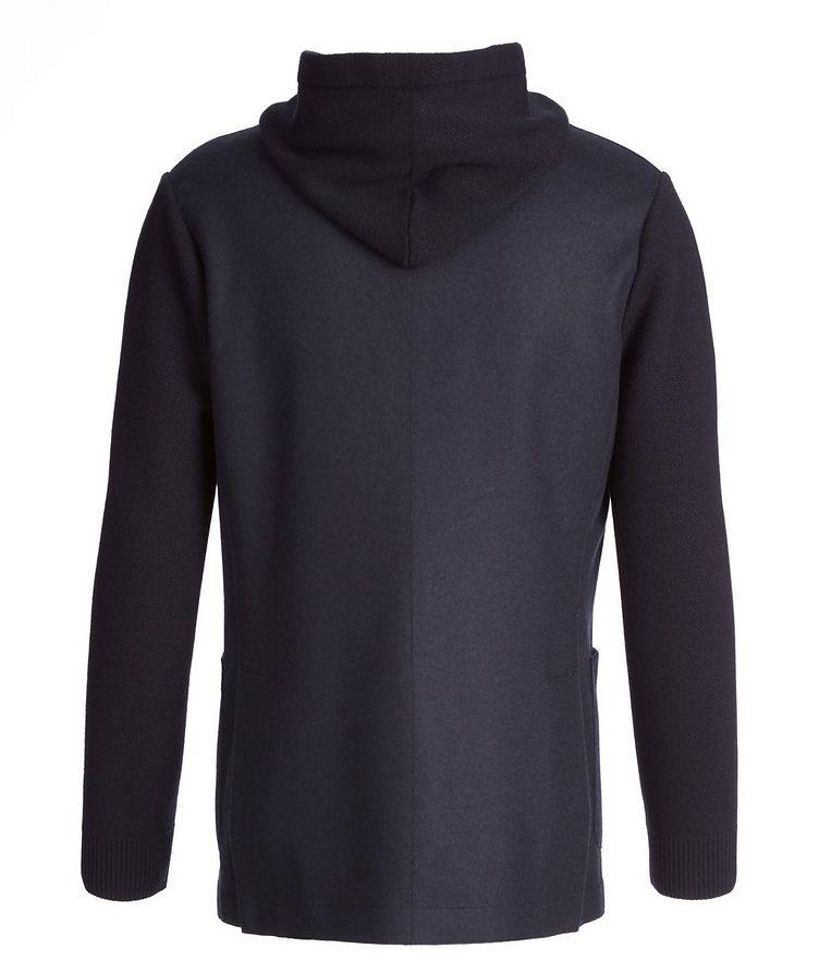 Multi-Texture Wool-Flannel Sports Jacket image 2