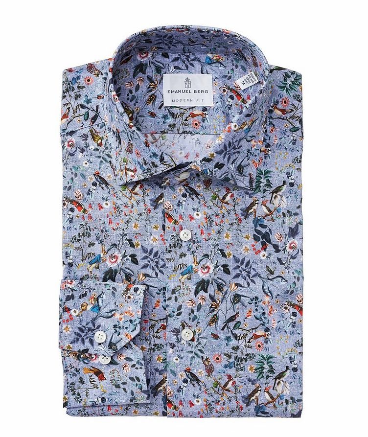 Nature-Fantastical Cotton Shirt image 0