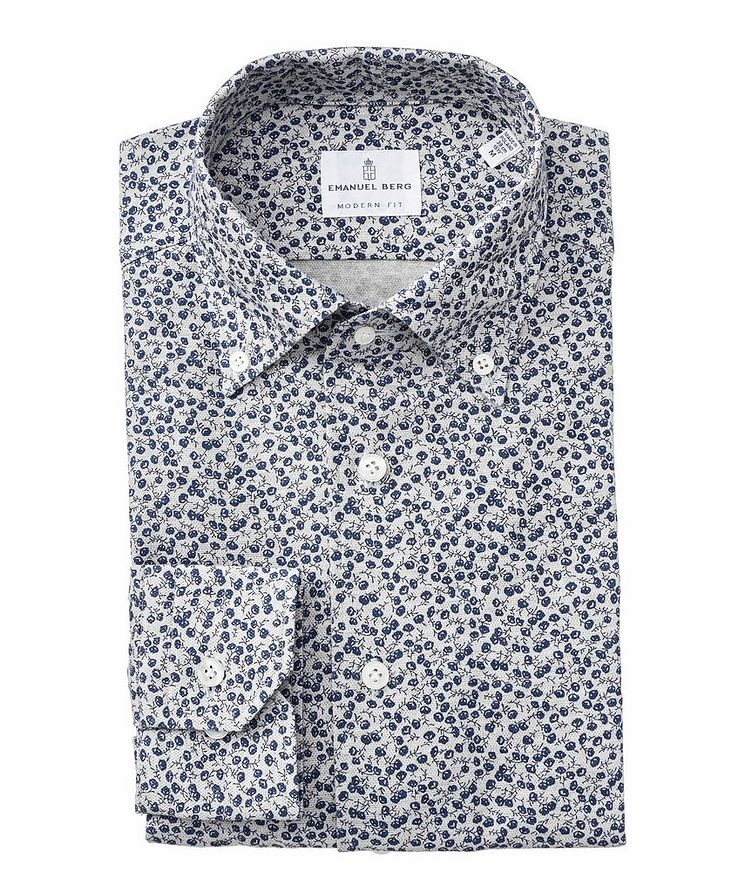 Botanical Cotton Shirt image 0