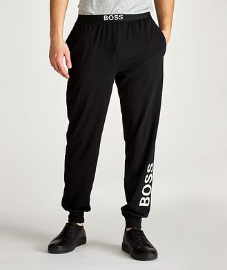 BOSS Identity Stretch Cotton Joggers