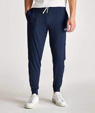 BOSS Refined Stretch-Lyocell Joggers