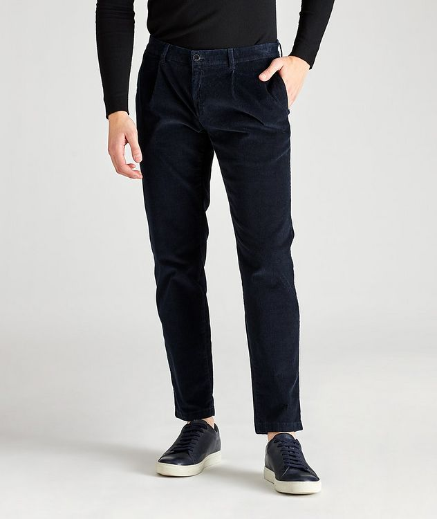 Paul Modern Fit Stretch Corduroys picture 1