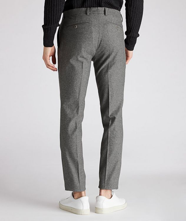 Felix Slim-Fit Stretch-Wool Trousers picture 2