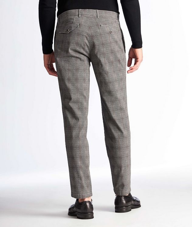 Paul Contemporary Fit Checked Chinos picture 2