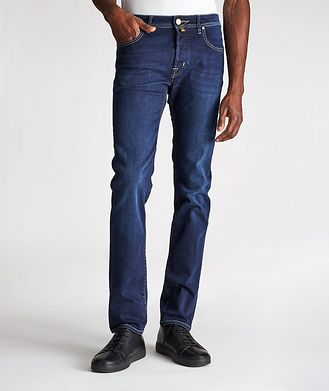 Jacob Cohen Slim-Fit Stretch Jeans