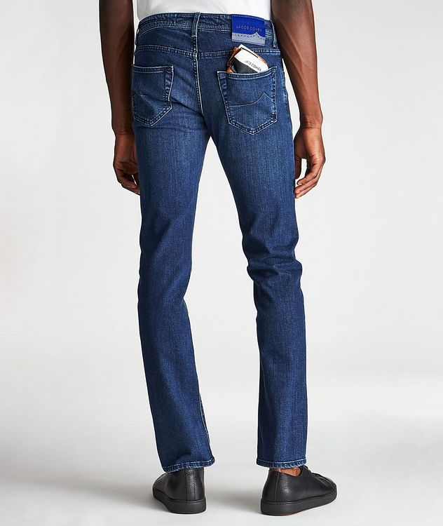 Slim-Fit Stretch Jeans picture 2