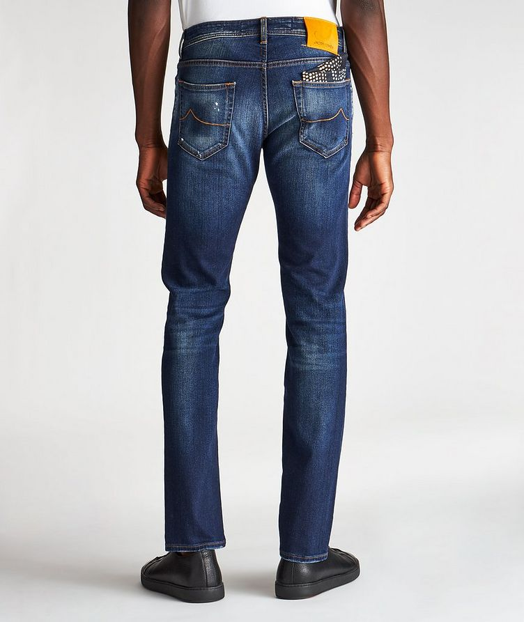 Slim Fit Stretch Jeans image 1