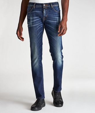 Jacob Cohen Slim Fit Stretch Jeans