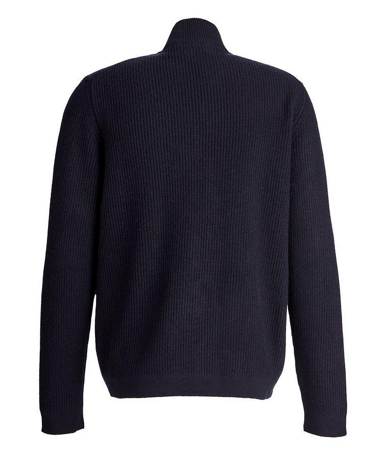 Nautical Wool Cardigan image 1