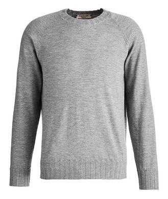 Fioroni Duvet Cashmere Sweater