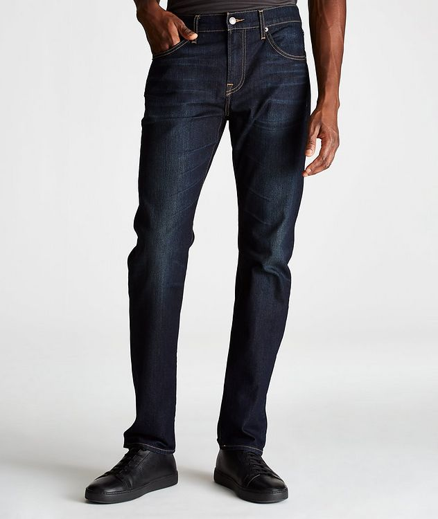 The Straight Airweft Denim Jeans picture 1