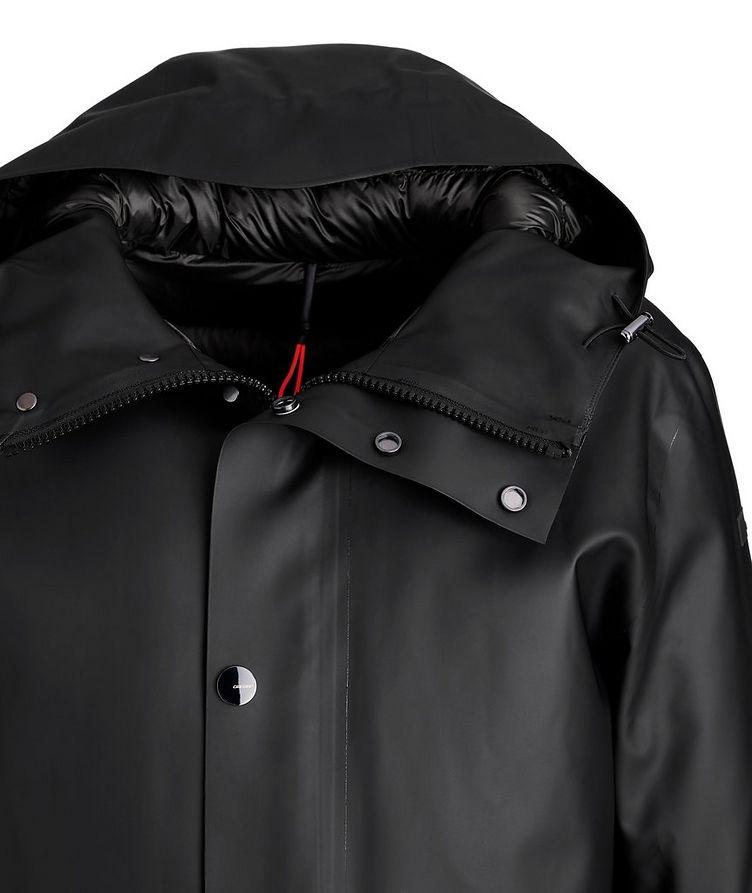 Manteau en caoutchouc image 2