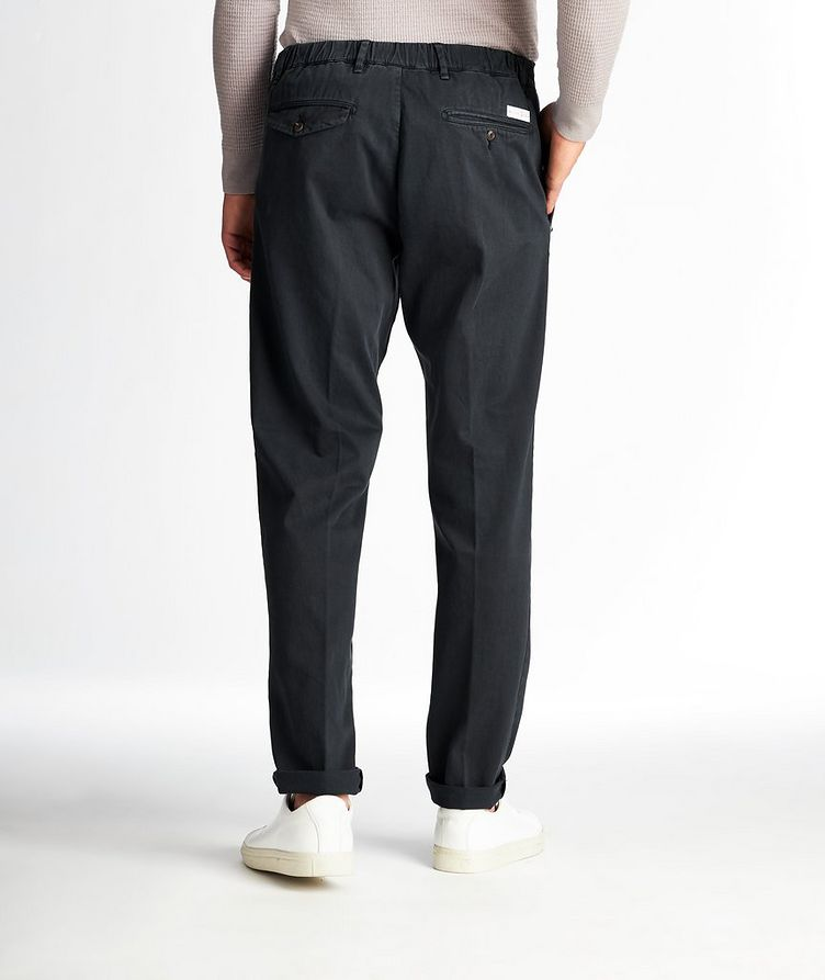 Stretch-Cotton Chinos image 1
