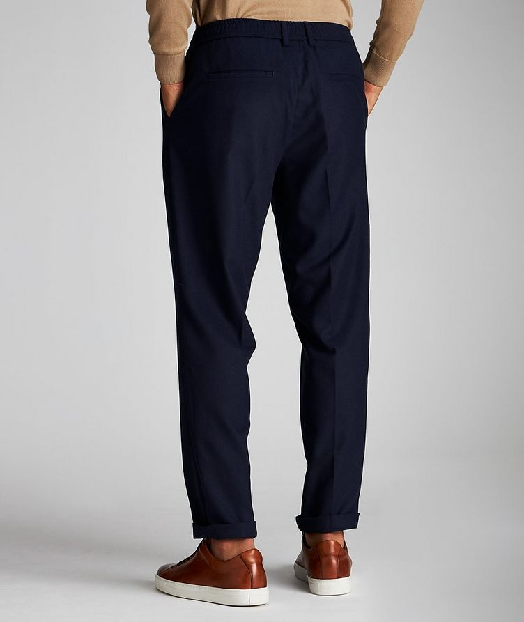 Stretch Drawstring Pants image 1