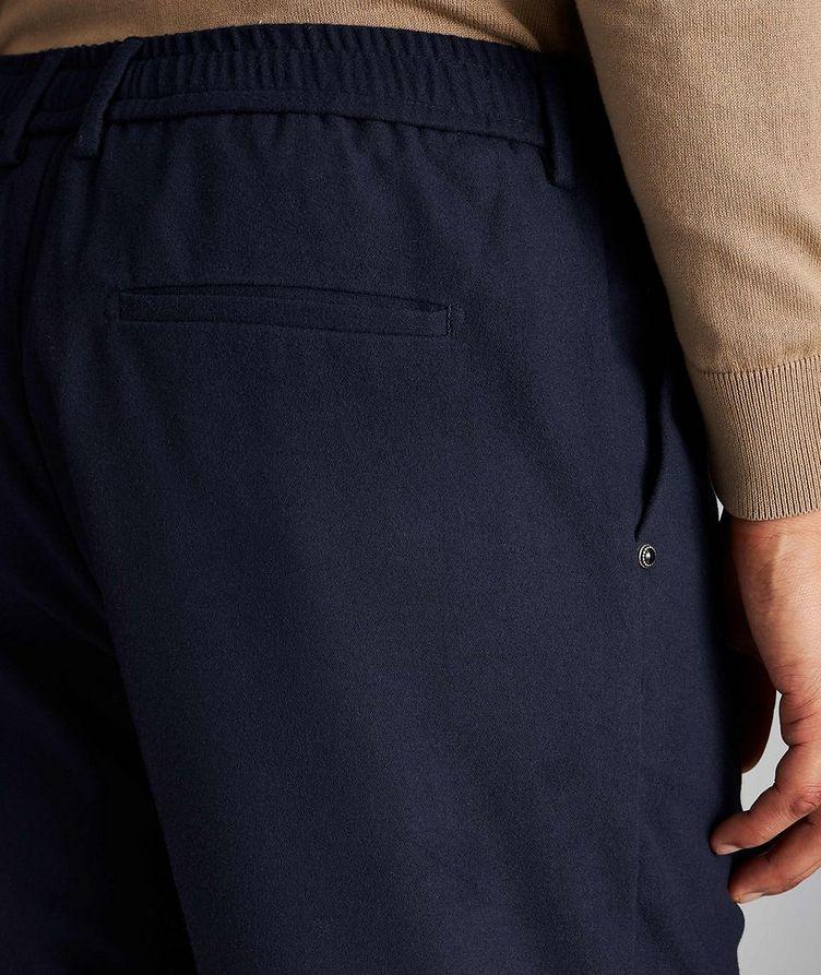 Stretch Drawstring Pants image 2
