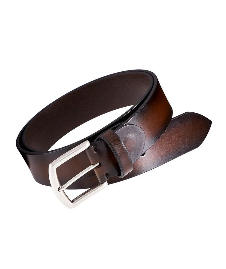 Ombré Leather Belt image 0