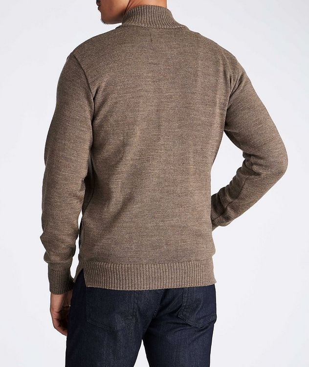 Knitted Wool Cardigan picture 2