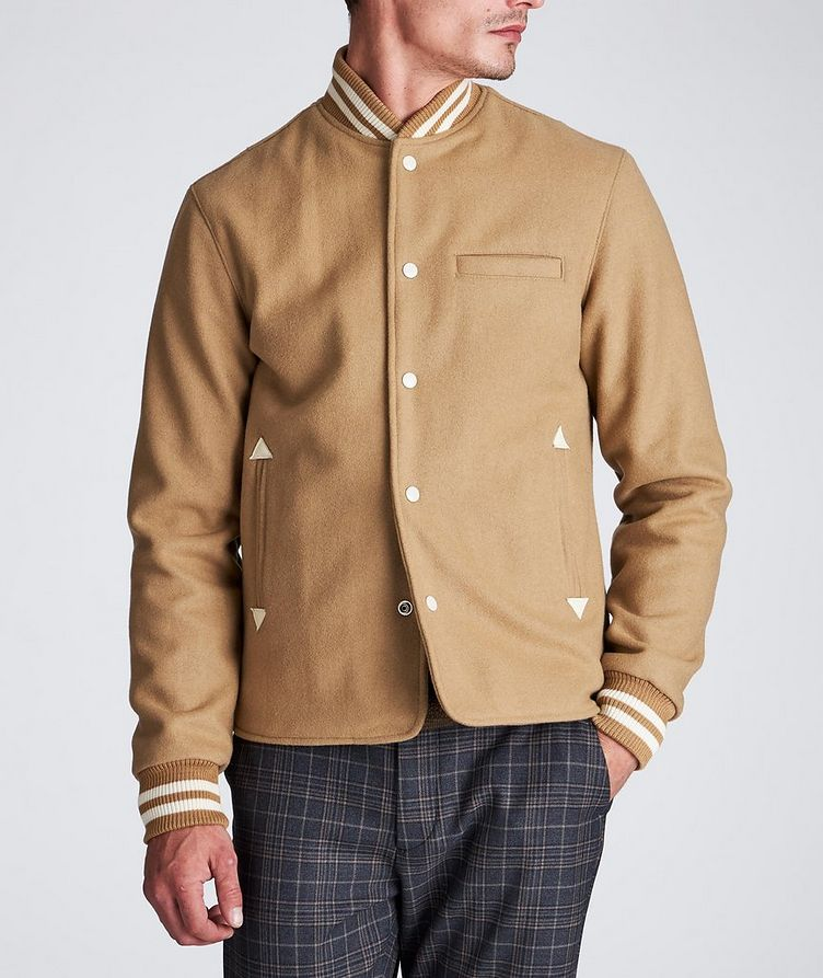 Stadium Wool-Nylon Jacket image 1