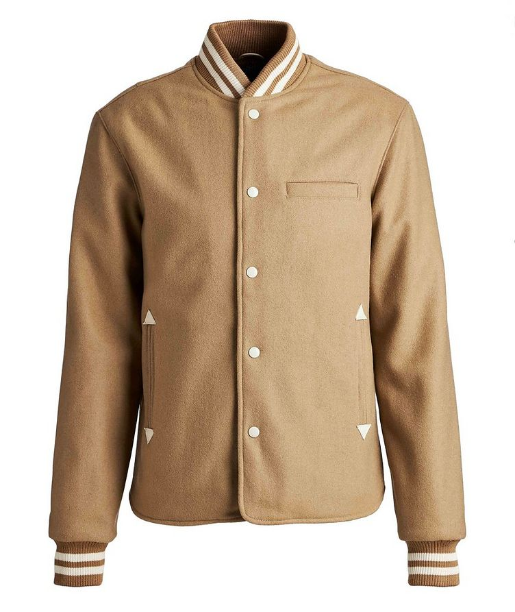 Stadium Wool-Nylon Jacket image 0