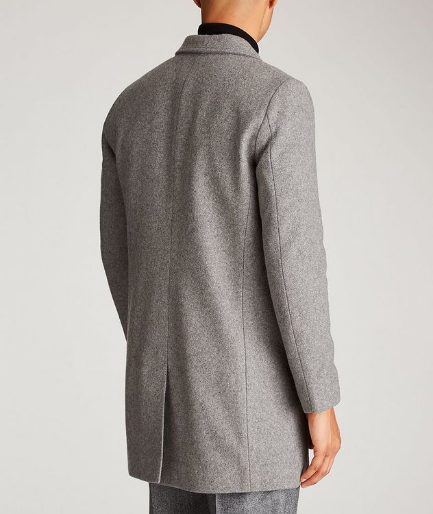 Wool-Blend Driving Coat picture 3