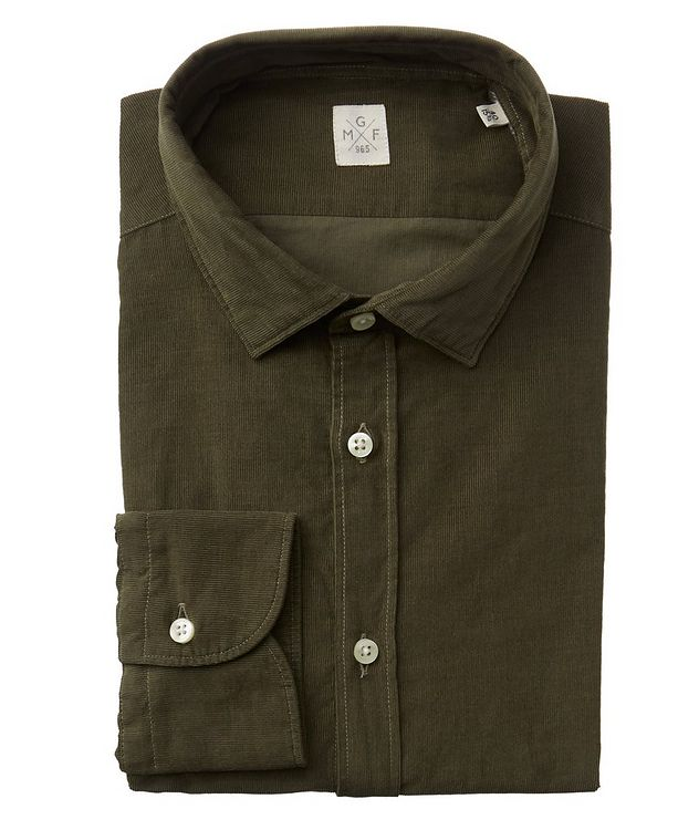 Corduroy Shirt picture 1