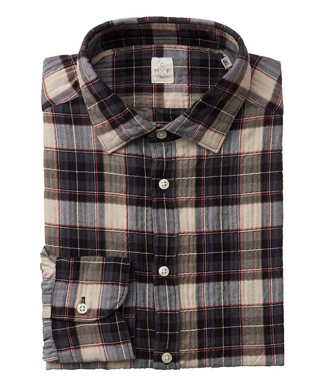 Plaid Cotton Shirt picture 1