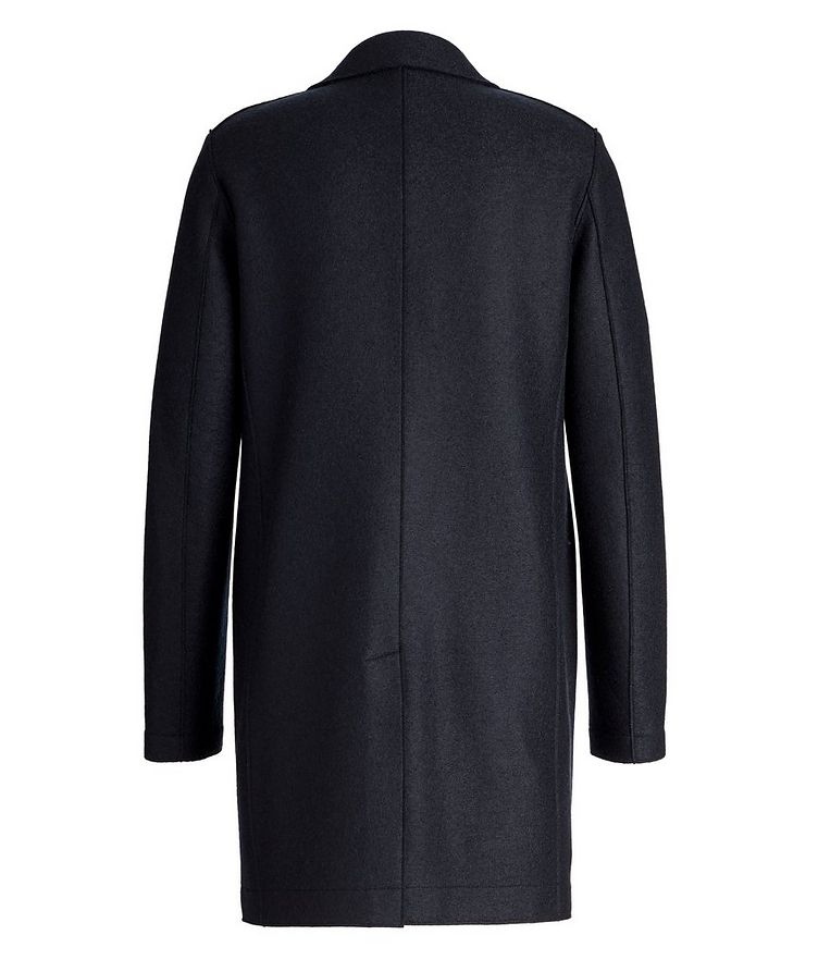 Virgin Wool Coat image 1