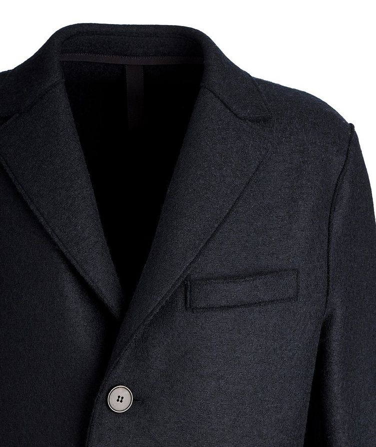 Virgin Wool Coat image 2