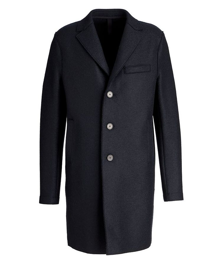 Virgin Wool Coat image 0