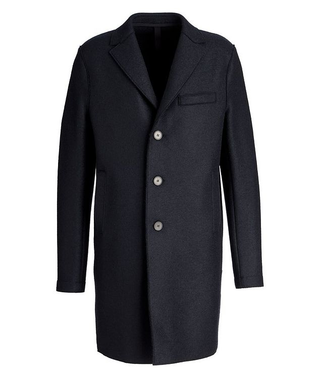 Virgin Wool Coat picture 1