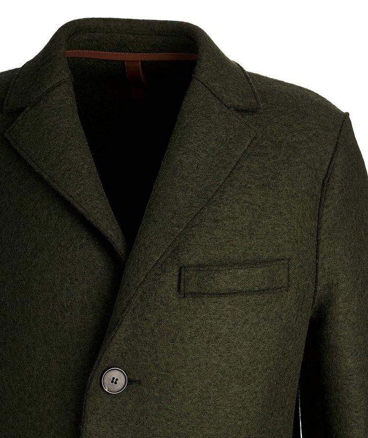 Virgin Wool Coat image 2