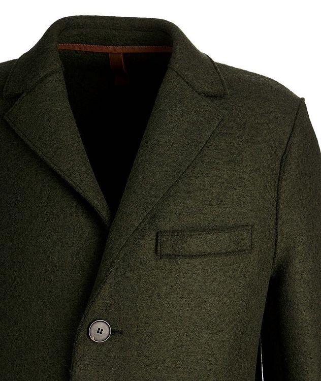 Virgin Wool Coat picture 3
