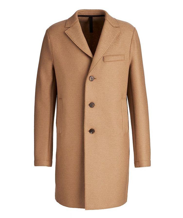 Virgin Wool Coat image 0
